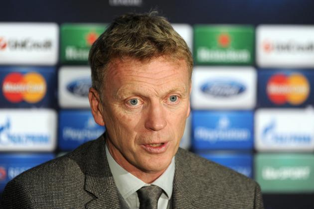 Manchester United Transfer News: David Moyes Rules out Panicked January Spending