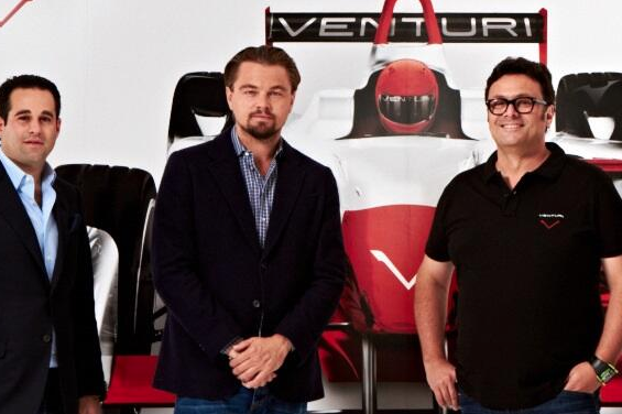 Leonardo DiCaprio and Venturi Automobiles Announce Final Formula E Team