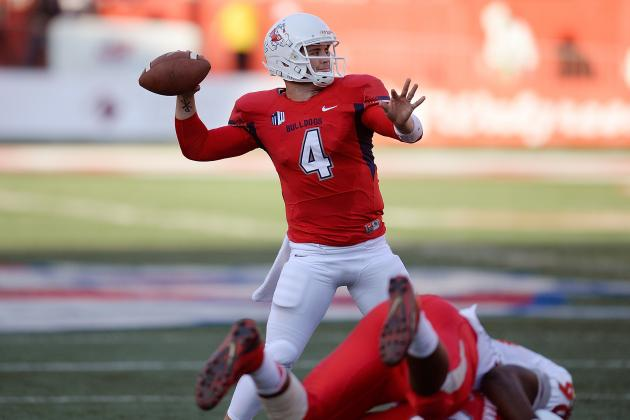 Browns Quarterback Watch: Week 15 Ranking for Top 2014 Draft QB Prospects