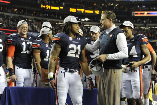 Gus Malzahn, Tre Mason Headline 2013 AP All-SEC Team