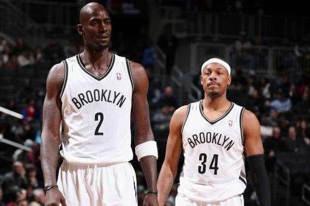 Paul Pierce and Kevin Garnett Face Celtics as Shells of Their Former Selves