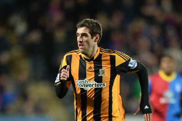 GIF: Hull's Danny Graham Ends Goal Drought Against His Former Club Swansea