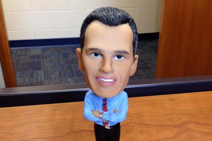 Photo: Florida Is Giving Away Billy Donovan Bobbleheads