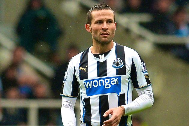 Yohan Cabaye Admits PSG Interest Amid Arsenal Transfer Speculation