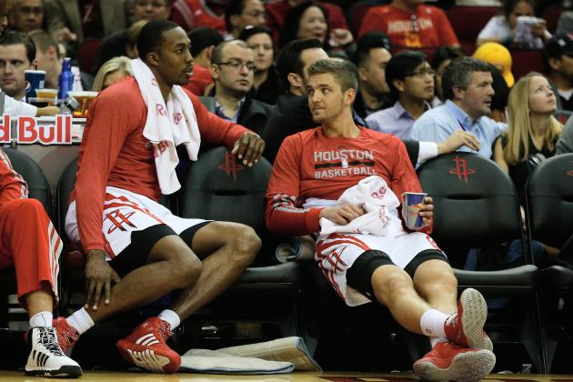 Breaking Down Houston Rockets' Ideal 5-Man Lineup