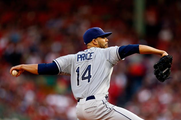 David Price Trade Rumors: Assembling Los Angeles Dodgers' Perfect Trade Package