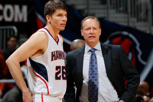 Korver Says His Record Was Saved by a Coach's Wife