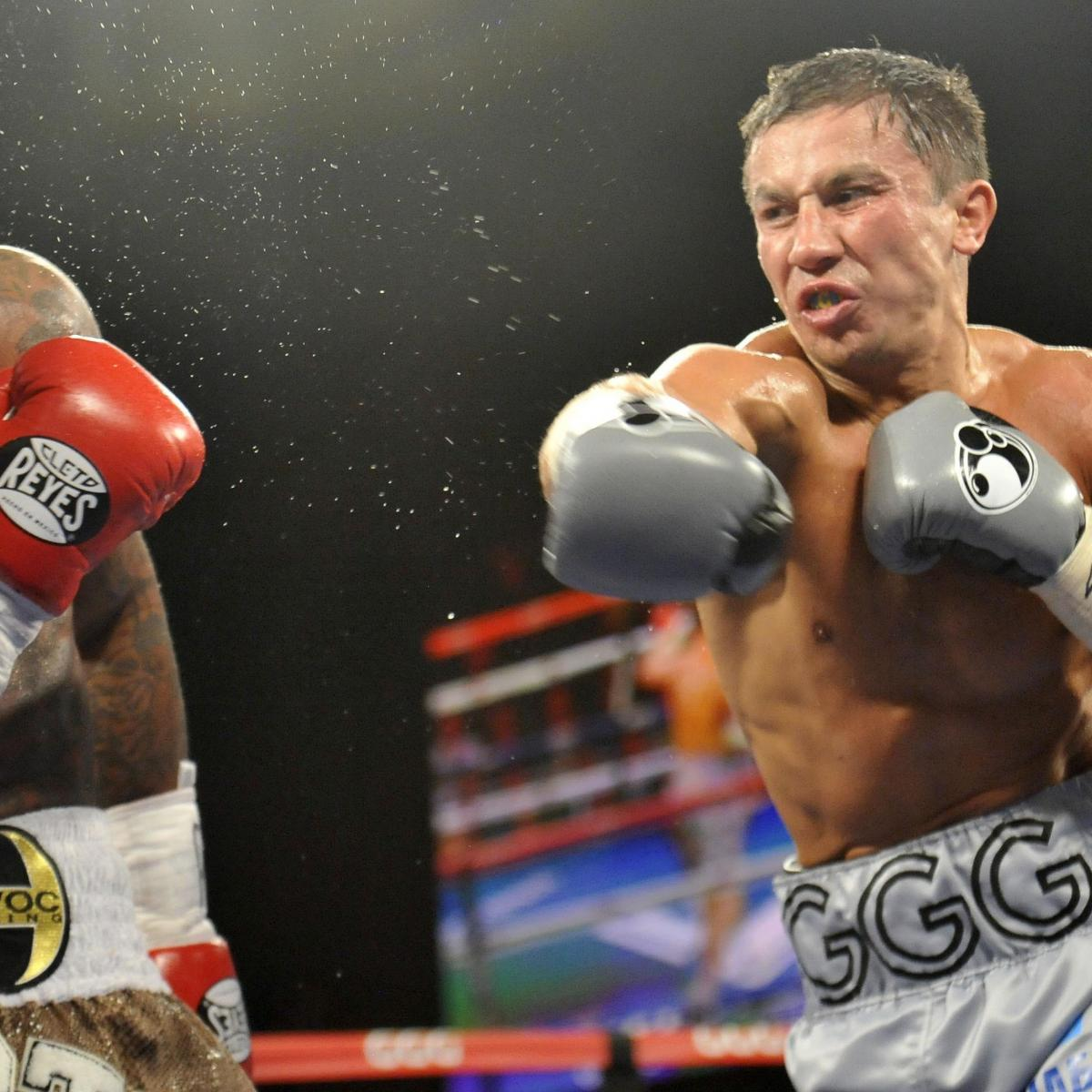 Predicting Boxing's Top 10 Pound-for-Pound Rankings 5