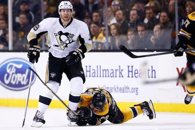 B/R Experts' Twitter Debate: Is Shawn Thornton or James Neal the Bigger Villain?