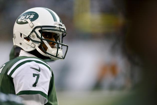 Geno Smith Back on His Feet