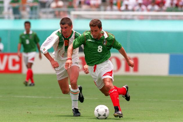 B/R Exclusive: Alberto Garcia Aspe Talks About Mexico's Chances at the World Cup