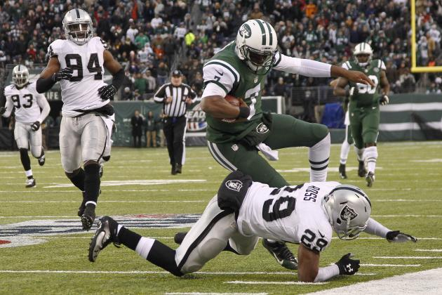 New York Jets' Lack of Receiver Talent Has Crippled Geno Smith This Season