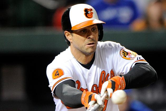Yankees Have Talked with Ex-Orioles 2B Brian Roberts' Agent