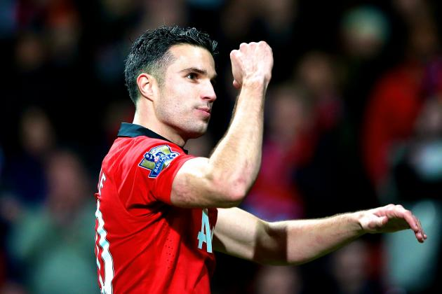 Why Robin Van Persie Could Never Return to Arsenal from Manchester United