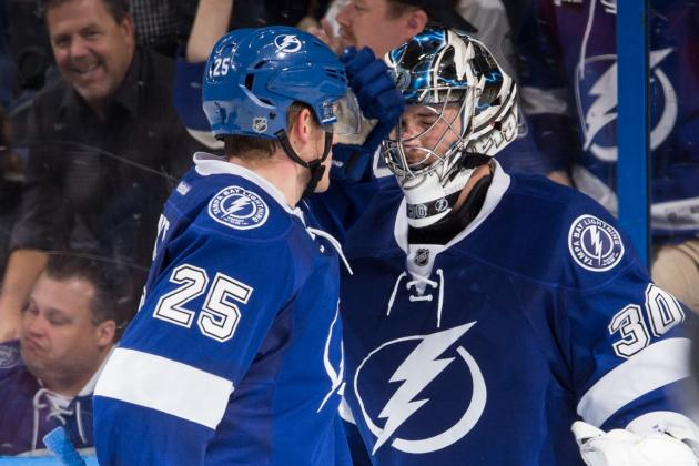Lightning Coach 'can't Stress Enough' How Good His Goaltending's Been