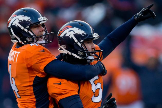 Hochman: Broncos Break out for Big Second-Half Behind Matt Prater