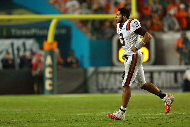 Virginia Tech Football: Logan Thomas' Hokie Legacy