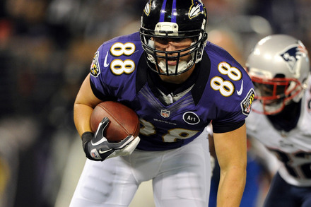 Dennis Pitta: Week 15 Fantasy Outlook