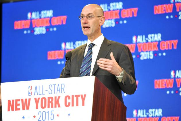 NBA Commish-in-Waiting Says Divisions Could Be Disbanded