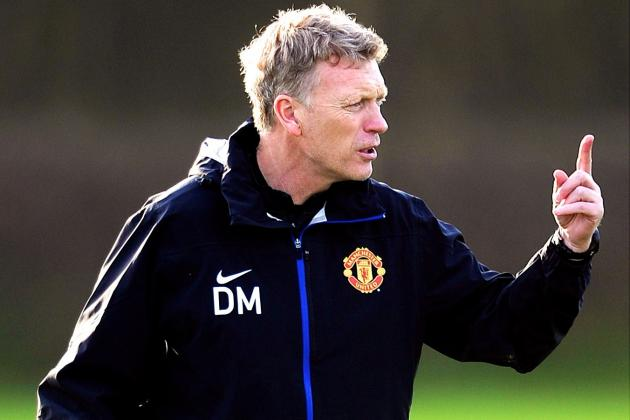 Champions League Offers David Moyes a Chance to Restore Battered Reputation