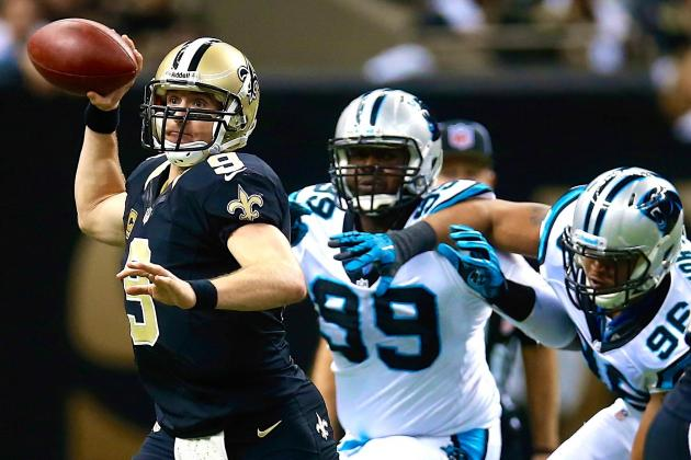 Was the Panthers Defense Exposed by Saints on Sunday?