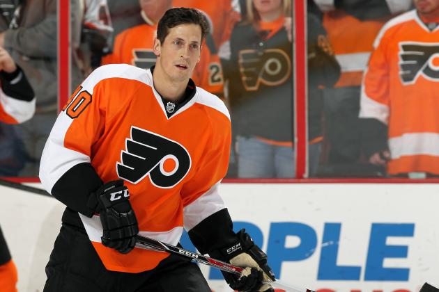 How Much of a Setback is Vincent Lecavalier's Injury for Philadelphia Flyers?