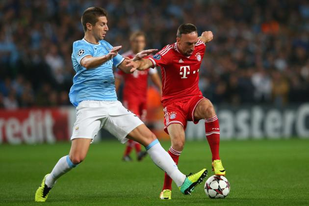 Bayern Munich vs. Manchester City: Date, Time, Live Stream, TV Info and Preview