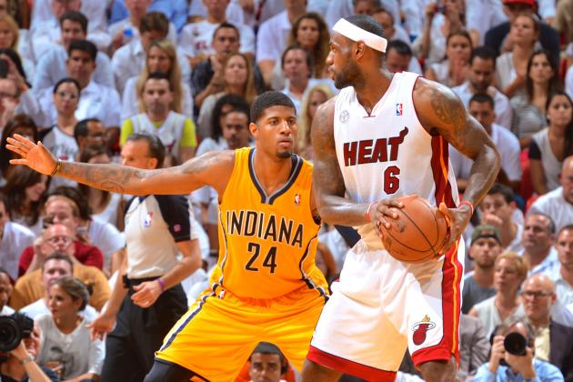 Paul George Would Rather Guard LeBron James Than Kevin Durant