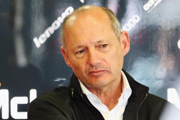 Would the Return of Ron Dennis Give McLaren the Tune-Up It Needs?