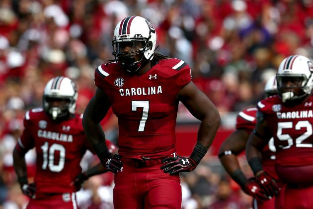 South Carolina Football: Jadeveon Clowney's South Carolina Legacy
