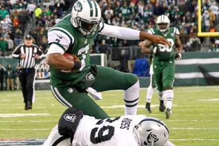 Geno Smith Scolded for Getting Physical