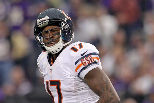Alshon Jeffery's Instant Fantasy Reaction for 2013 Fantasy Playoffs