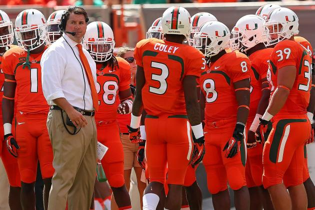 Miami Football: Win over Louisville a Key to Recruiting Success in South Florida