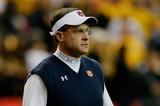 Gus Malzahn's SEC Coach of the Year Award Is 1st Step Toward National Acclaim