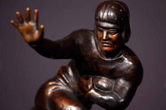Heisman Trophy 2013: Bleacher Report's Expert Predictions