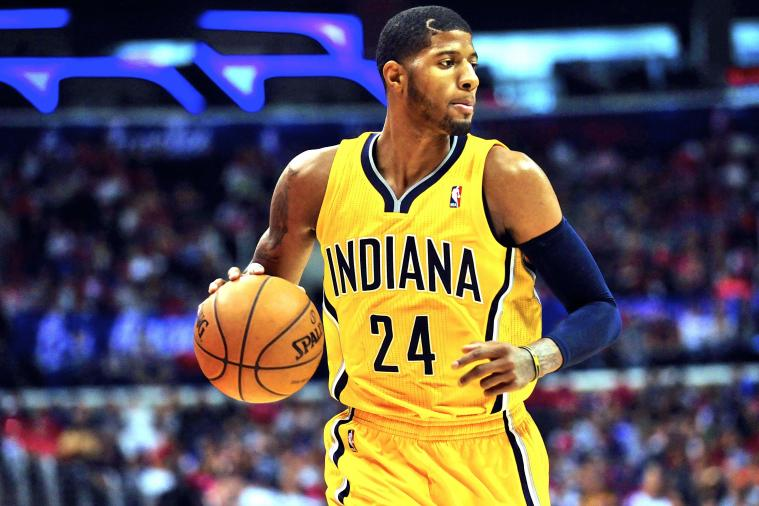 Paul George Has Made the Leap, Now Can He Take the (Miami) Heat?