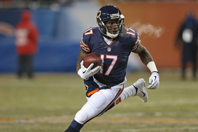 Alshon Jeffery's Emergence Has Bears Offense Firing on All Cylinders