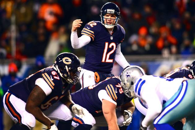 Bears Don't Owe Jay Cutler Anything, Must Stick with Josh McCown for Playoff Run