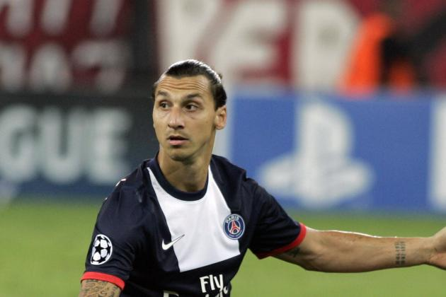 PSG Leave Ibra, 4 Others out for Benfica Clash
