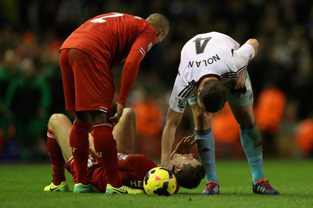 Jordan Henderson Injury: Updates on Liverpool Star's Ankle and Return