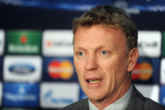 David Moyes: At What Point Will We Feel Sorry for the Manchester United Manager?