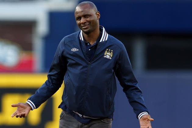 Patrick Vieira Questions Arsenal's Lack of Leaders and Title Credentials