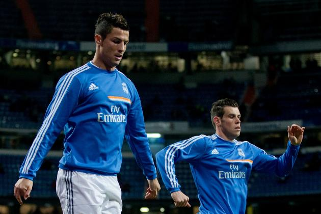 Cristiano Ronaldo Downplays Ballon d'Or, Hails Gareth Bale's Real Madrid Impact