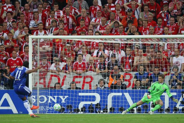 Didier Drogba Planned 'Panenka' Penalty in Chelsea Champions League Final Win