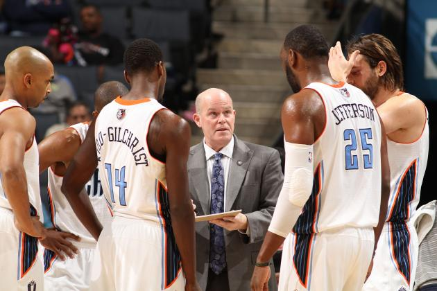 Grading Steve Clifford's Coaching Debut with Charlotte Bobcats so Far