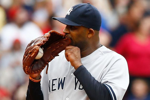 Klapisch: Yankees Need to Beware of Aging Ace CC Sabathia