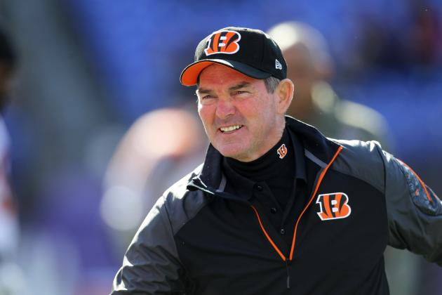 Is 2013 Bengals' Last Chance to Win a Super Bowl with Mike Zimmer?