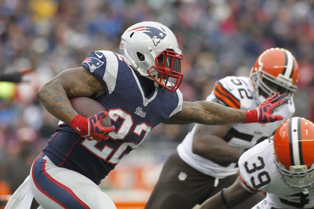 Patriots Journal: For Ridley, Some Baby Steps