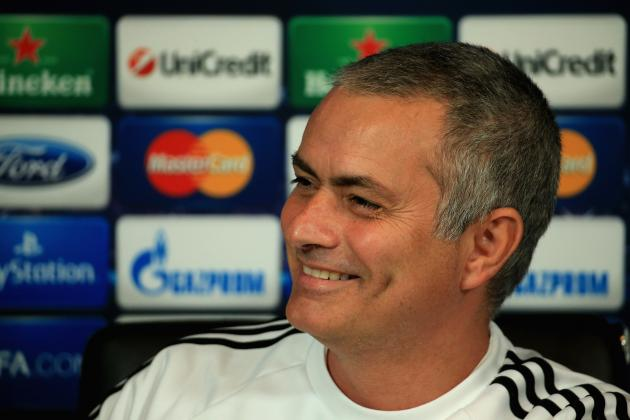 Jose Mourinho Says Dummies Would Score Against Chelsea, Doubts European Hopes