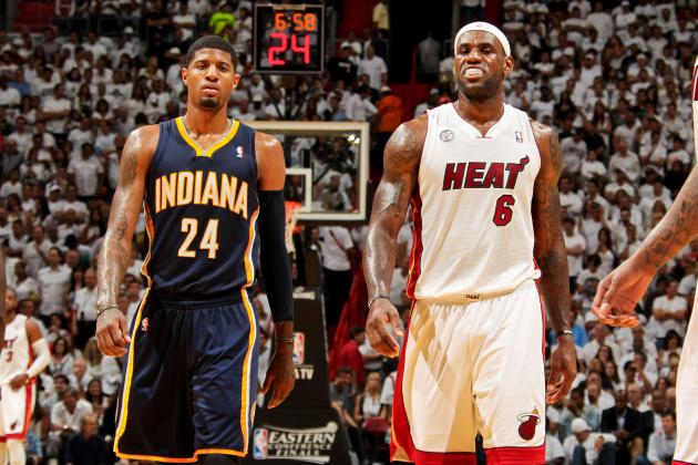 Indiana Pacers vs. Miami Heat: Preview of Eastern Conference Heavyweight Bout